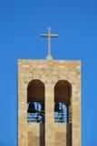Ekklisia Agios Fragkiskos Royalty Free Stock Image