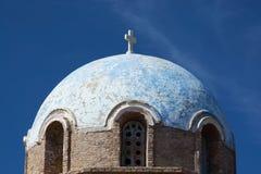Ekklisia Agios Ioannis Prodromos, Attica, Grécia fotos de stock royalty free