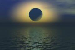 Eklipse vektor abbildung