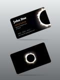 Eklipsetelefonkarte Lizenzfreie Stockbilder