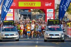 Eko Maraton, Maribor Royalty Free Stock Images