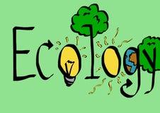 Ekologi Arkivfoton