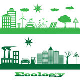 ekologia Obraz Stock