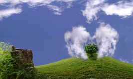 ekologia Obraz Royalty Free