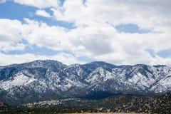 Ekologia jaru Canon Parkowy Świątynny miasto Kolorado Fotografia Stock
