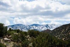 Ekologia jaru Canon Parkowy Świątynny miasto Kolorado obraz royalty free