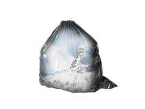 ekologia śmieci serii Zdjęcia Stock