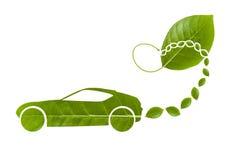 Ekologia samochód II Obrazy Stock