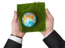 Ekologia ziemia zdjęcie royalty free