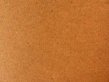 Ekologic marrone di carta Fotografie Stock