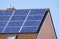 ekologiczny dach Obraz Stock