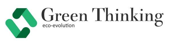 ekologiczny logo Zdjęcia Stock