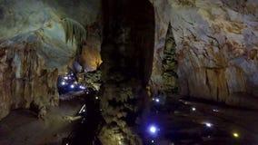 Ekologiczny raj głęboki antyczny krasu cavern zbiory