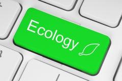 Ekologii pojęcie Obrazy Stock