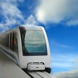 ekologisk transport Arkivbild
