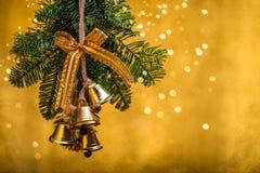 ekologiskt trä för julgarneringar nytt år för gåvor arkivfoton
