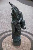 Ekonomek, Dwarf Wrocław Stock Photos