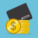 Ekonomi och besparingar Arkivbild
