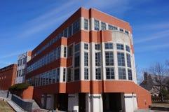 Ekonomia dział przy uniwersytet princeton (Fisher Hall) Obraz Stock