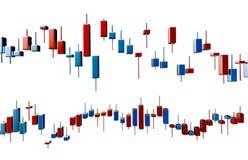 Ekonomiczna wskaźnik krzywa ilustracji