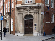 ekonomii London szkoła Obraz Royalty Free