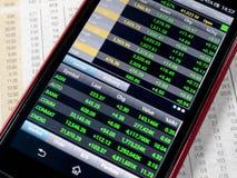 Rynek Papierów Wartościowych obraz stock