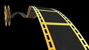ekranowa rolka Zdjęcie Stock