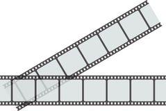 ekranowa taśma ilustracja wektor