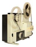 ekranowego projektoru rocznik Fotografia Stock