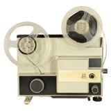 ekranowego projektoru rocznik Zdjęcie Royalty Free