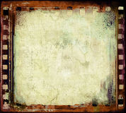 ekranowej ramy grunge Obrazy Stock