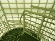 Ekranowy muzeum w Sony centrum Berlin Zdjęcia Stock