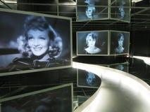 Ekranowy muzeum w Sony centrum Berlin Obrazy Stock