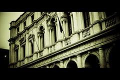 Ekranowy pałac Obrazy Stock
