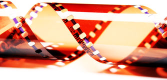 ekranowy pasek Fotografia Stock