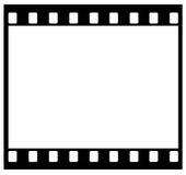 ekranowy pasek Obrazy Stock