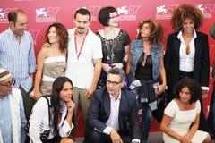 ekranowy Wenecja festiwal międzynarodowy festiwal Fotografia Stock