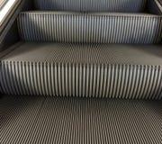 Eksalator stairway. Metro a station Barcelona Stock Photos