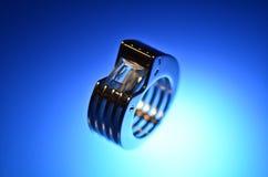 ekscentryka pierścionek Obrazy Royalty Free
