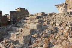 Ekskawacje Pompeii Obraz Stock