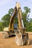 ekskawator hydrauliczny Fotografia Royalty Free