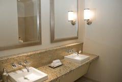 ekskluzywna łazienki bezcelowość obraz royalty free