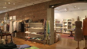 Ekskluzywny mody butik (3 4) zdjęcie wideo
