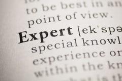 ekspert obraz royalty free