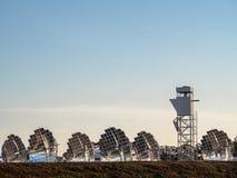 eksperymentalny słoneczny zdjęcie royalty free