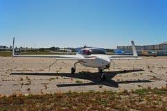 eksperymentalny samolot wyjątkowy Fotografia Royalty Free