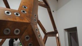 Ekspozycja Ai Weiwei Obraz Stock