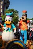 ekspresowa Disneyland wszystkie gwiazda Zdjęcie Royalty Free