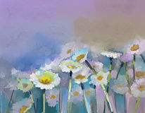 ekspresowej kwiatu kwiatów gerbera gerbers życia miłości makro- przyjemność słoneczna lasu obraz olejny krajobrazowa rzeka Fotografia Royalty Free