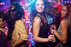 Ekstatyczny taniec zdjęcia stock